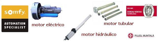 Automatismos y motorizaciones para todo tipo de puertas y persianas - Motores para persianas domesticas ...