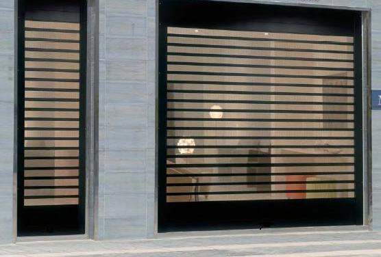 Tipos de persianas y puertas enrollables for Puertas enrollables
